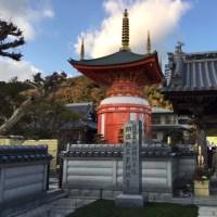 淡路島七福神めぐり 大黒天・八浄寺・大黒さんは「福労」と呼ばれ、苦労をいとわず積み重ねるために「ふくろ」でっ