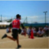 「初夏の支援学校運動会」
