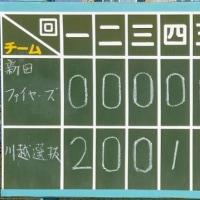 【川越選抜】足立遠征 11月6日