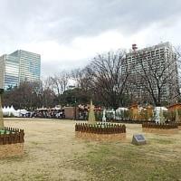 東京クリスマスマーケット♪