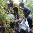 南米旅行ーずぶ濡れの滝見物