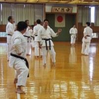 平成29年度 第4回「糸東流技術研修会」が行われました