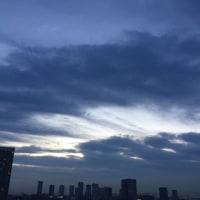 12/6の朝の空
