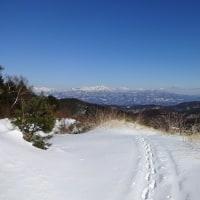 【聖山】 白銀の草原