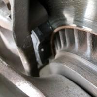 New brake pad!これで安心です⁉︎