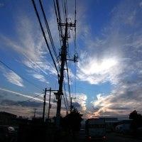 10月18日 秋の空
