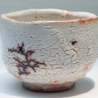 ミュージアム巡り 茶の湯2 志野茶碗 氷梅