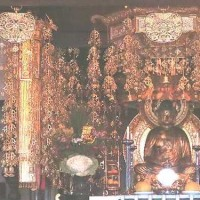 石光寺の仏たち
