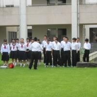 「合唱コンクール」放課後練習