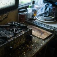 【Apr_24】築103年の炊飯の堆積