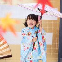 ☆3歳の七五三☆ 神奈川県大磯町 スマイルシャトル
