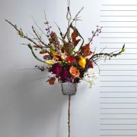 素敵!! 秋のアレンジメント♪ハロウィン!?