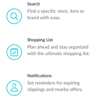 買い物情報アプリ flipp