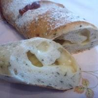 桜&チーズのパン さくら⑧
