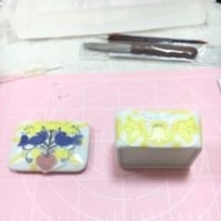 ロコキッチン&布小物&ポーセラーツ★
