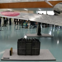 3式戦闘機・「飛燕」@神戸ポートターミナル 川重120年記念