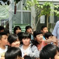 2年生、農業科学館に行ってきました。