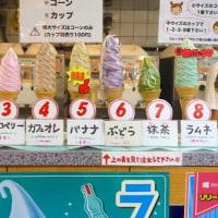 中野ソフトクリーム