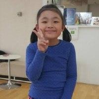 小学校2年生 女の子 社交ダンス始めました。【福岡市で小学生の社交ダンスレッスン、サークル生徒募集中です。】