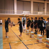 第35回勝北一般男子バレーボール大会