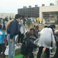イトーヨーカドー屯田店会場2017/5/6 スタッフs著