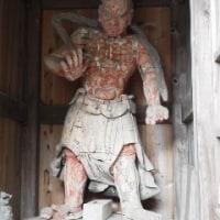 恩山寺の仁王さん