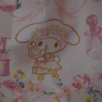 LIZ LISA×My Melody 第11弾Vol.2 コスメ柄 ワンピース