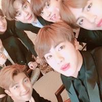 BTS 本日のツイート(2017.5.29)