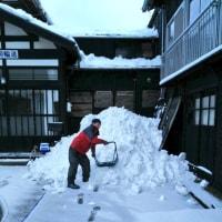 除雪トレ、計5時間