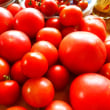 *トマトがゴロゴロ・・・美味しいトマトケチャップになあれ~~☆♪