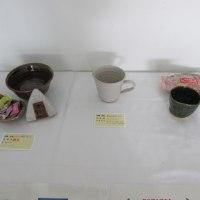 展示花写真展と職員作品展を開催しています