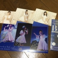 """Trident THE LAST LIVE「Thank you for your """"BLUE""""@Makuhari Messe」回収してきた。そして、伝説へ..."""