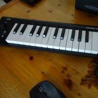 鍵盤の音出しをして想う