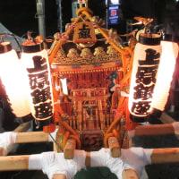 2016、町のお祭り