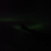 アイスランドの旅(完)・・・機内からオーロラが見えた