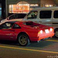 Ferrari 328GTS 1985-�������ץ��ǥ�Υե��顼�� 328GTS