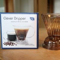 台湾製の珈琲ドリッパー「Clever Drippaer」