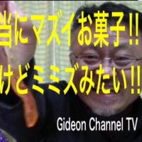 アメリカの本当にマズイお菓子⁉︎ミミズみたいなグミ〜