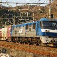 2017年3月25日 東海道貨物線 東戸塚 EF210-156 71レ