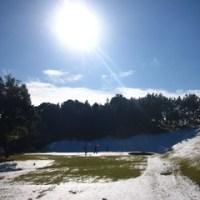 11月の雪かき