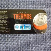THERMOS ジャストフィット缶クーラー 2700TRI6