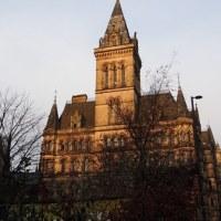 「マンチェスターの象徴」と呼ばれるマンチェスター市庁舎(Manchester Town Hall)へ!