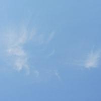 3/25 修正は暗くするのがなくて、真昼間の写真は雲がよく見えない
