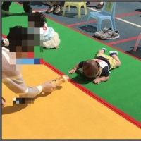 悠月の「赤ちゃんピック」とトリニータ選手と臼杵石仏・満開の芝桜
