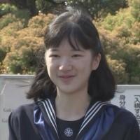 『世界の平和を願って』・敬宮 愛子 2017年03月22日