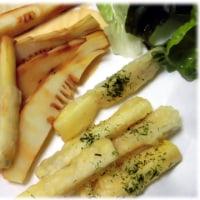 春の味覚 旬の野菜(^^♪京都 乙訓の朝採りの「タケノコ(筍)」で…