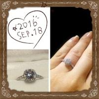 婚約指輪♪