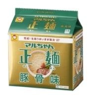 東洋水産株式会社 マルちゃん正麺 豚骨味