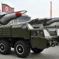 昨日の北朝鮮のミサイルはIRBM(中距離弾道ミサイル)のムスダンのようです