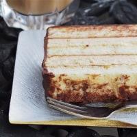 Ganache Cake as Today's Sweet